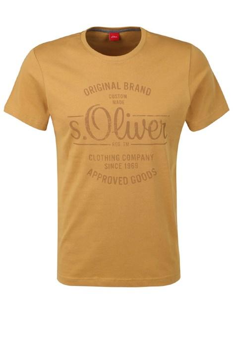 Pánské tričko s.Oliver 22470