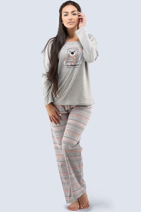 Dámské pyžamo Sweet Dream Grey