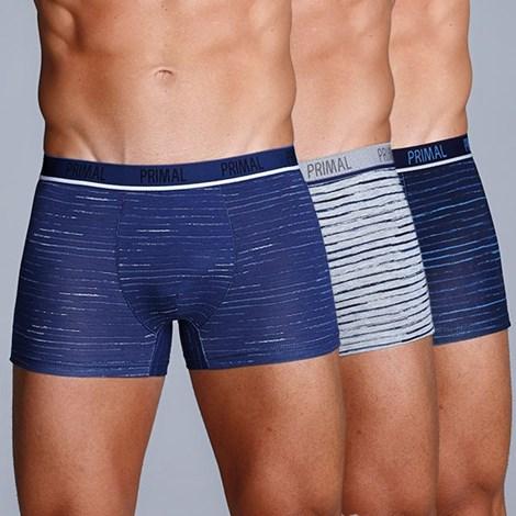 3pack pánských boxerek Primal B128