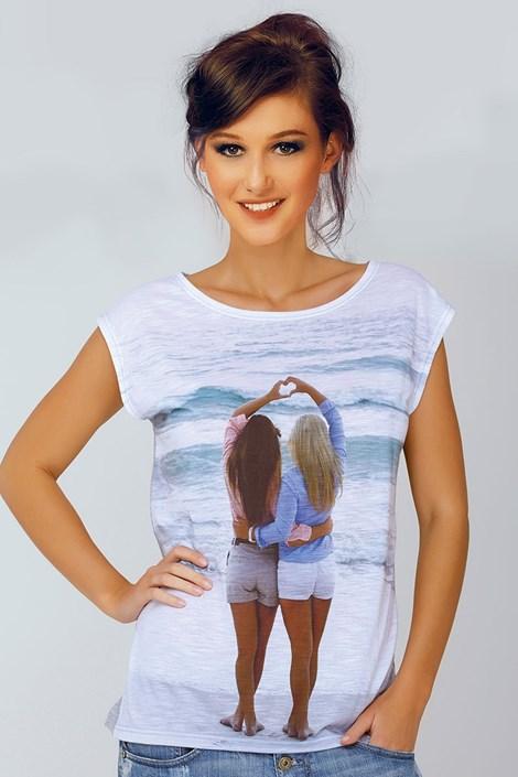 Dámské italské tričko Jadea 4528