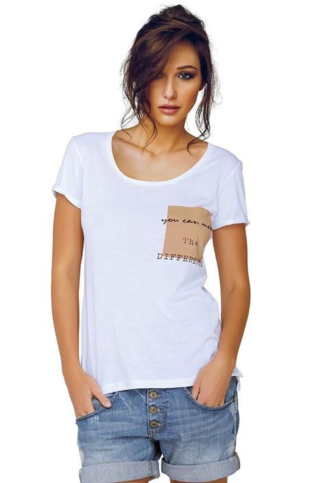 Dámské tričko Jadea 4545v2 s modalem