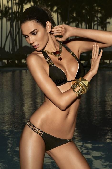 Dámské luxusní dvoudílné plavky Diamond