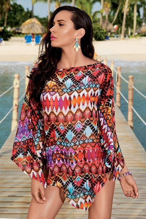 Luxusní plážové šaty Vedette
