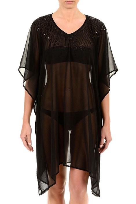 Luxusní plážové šaty z kolekce Iconique 6606 Black