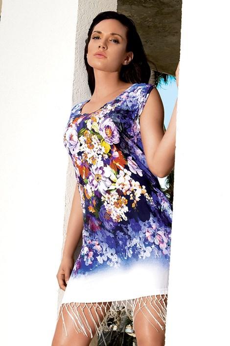 Женское роскошное платье из коллекции David Mare 6607