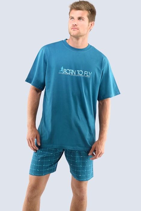 Pánské pyžamo Born to fly -  krátké