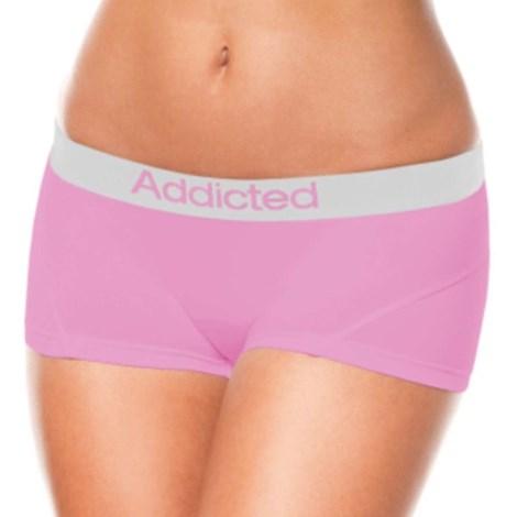 Boxerky Addicted růžové
