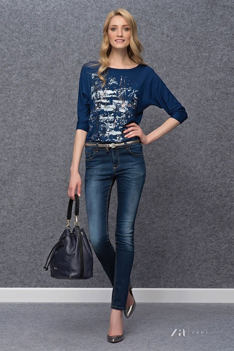 Elegantní dámské triko Arena Blue