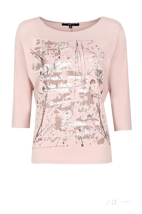 Женская роскошная блуза Arena Pink