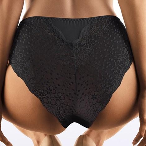 Kalhotky BL057 se zvýšeným pasem