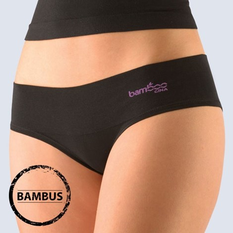 Kalhotky Bamboo francouzské 04019