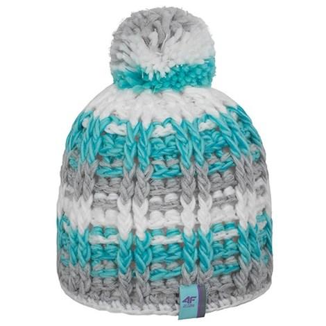 Hrejivá dámska pletené čiapka Kala