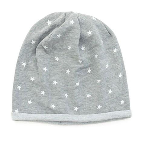 Dětská čepice Stars