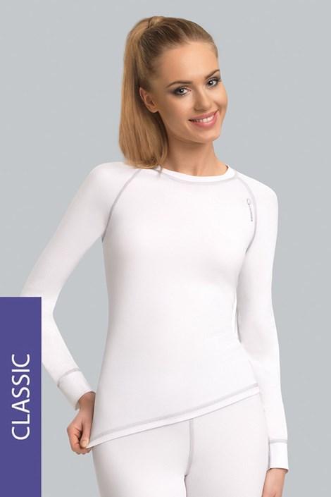 Termo triko Classic - bílé