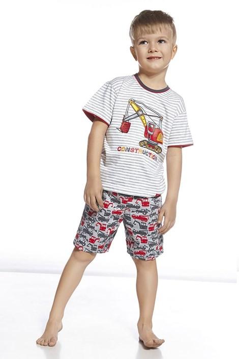 Пижама для мальчика Construction