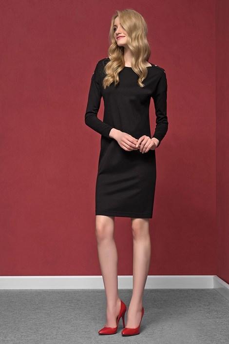 Dámské luxusní šaty Dianna Black