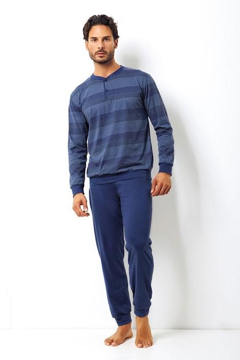 Pánský bavlněný komplet Giovanni - triko, kalhoty