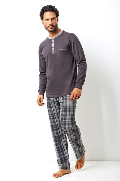 Pánský bavlněný komplet Placido - triko, kalhoty
