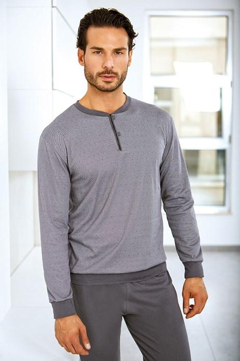 Pánský bavlněný komplet Bond - triko, kalhoty
