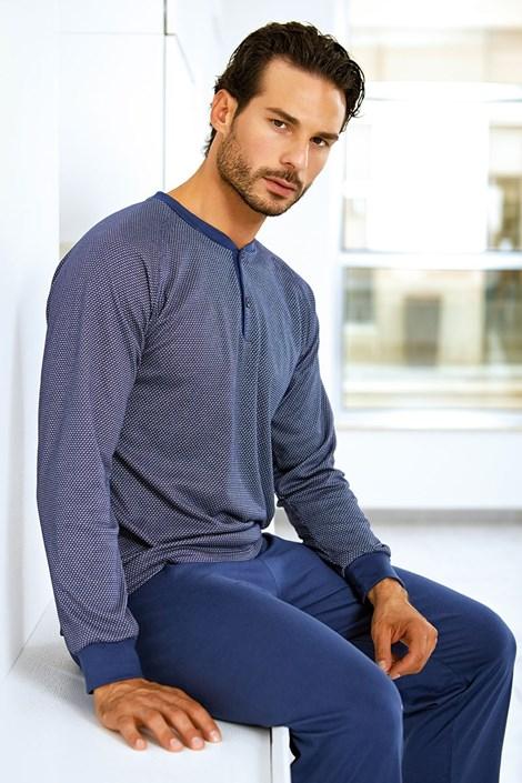 Pánský bavlněný komplet Valentino - triko, kalhoty