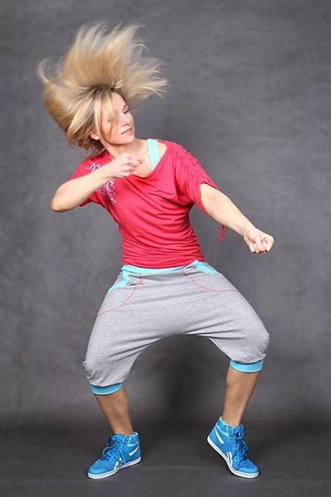 Sportovní kalhoty Electric grey