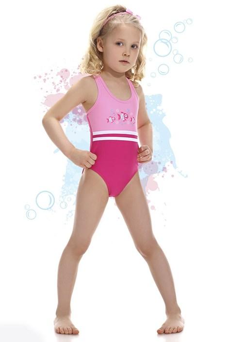 Dívčí plavky Fish