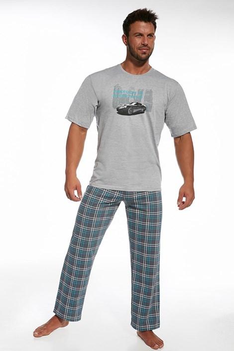Pánské bavlněné pyžamo Freedom