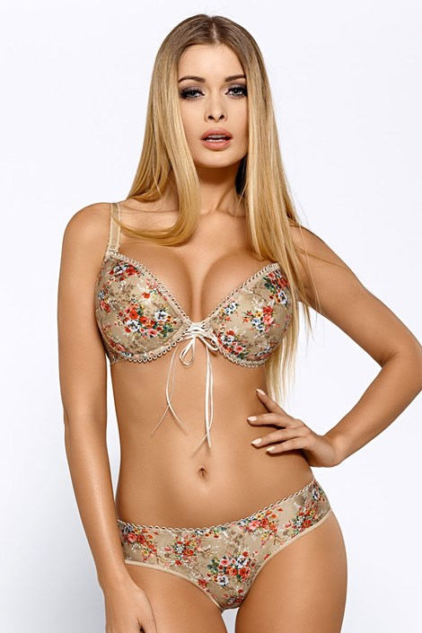 Podprsenka Gardenia Push-Up Plunge
