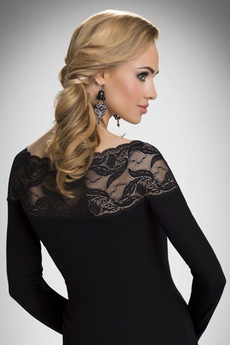 Elegantní dámská halenka Haidi