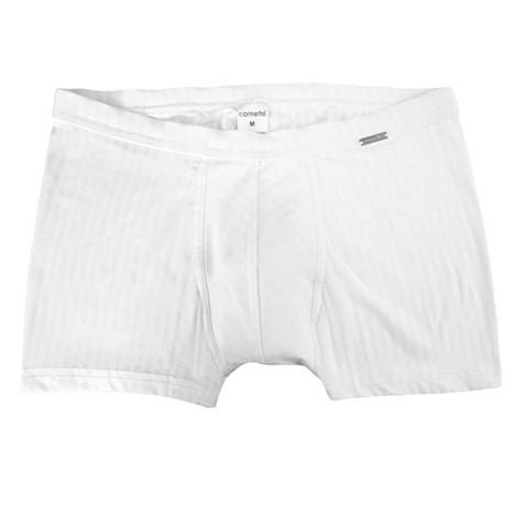 Pánské boxerky Infinity White 91001