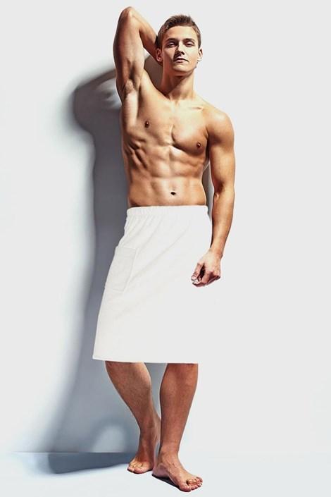 Pánský sauna ručník