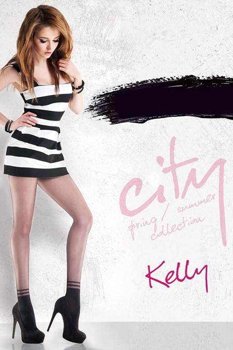 Punčochové kalhoty Kelly