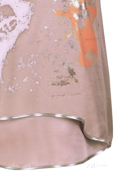 Dámské luxusní tričko Kloe Brown
