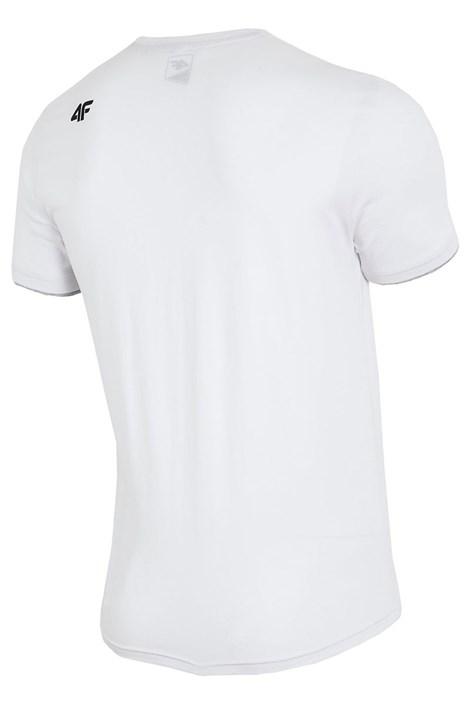 Pánske značkové tričko 4F TSM006 White