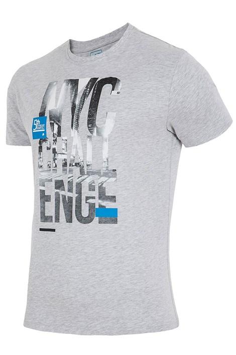Pánské značkové tričko 4F TSM020