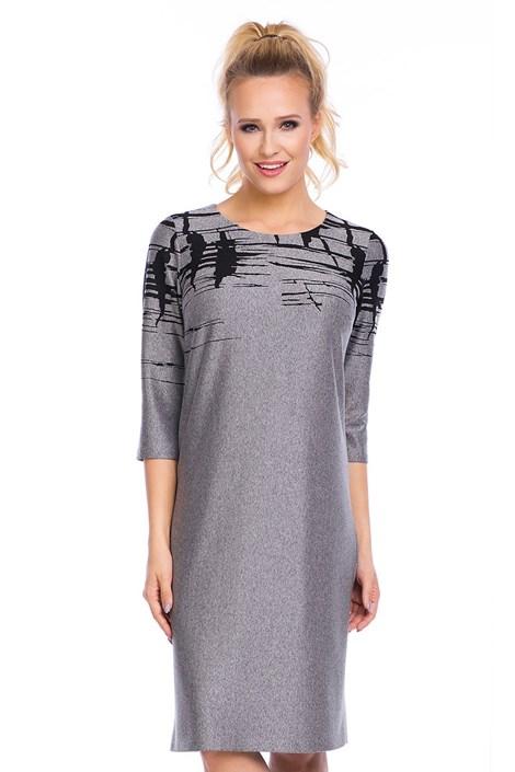 Elegantní dámské šaty Livia Grey