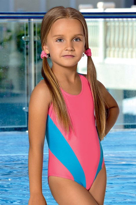 Dievčenské plavky Nicci M35