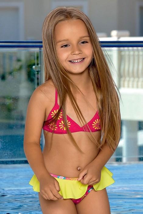 Dievčenské plavky Kaia