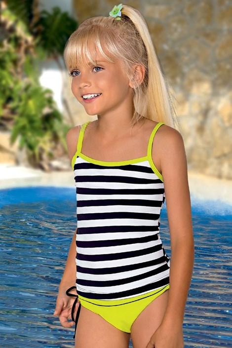 Dívčí plavky Sisi M56