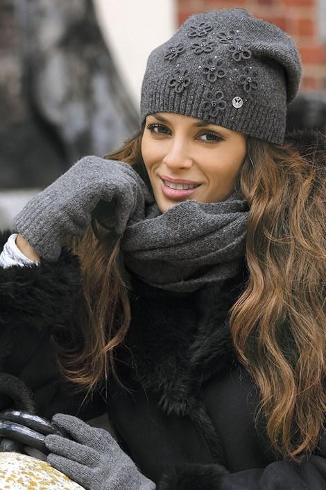 Dámské rukavice Marianella Grafit