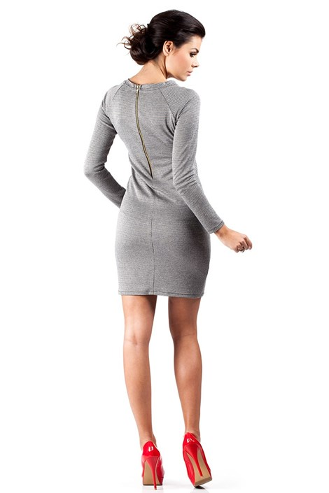 Dámské podzimní šaty 2 Moe039