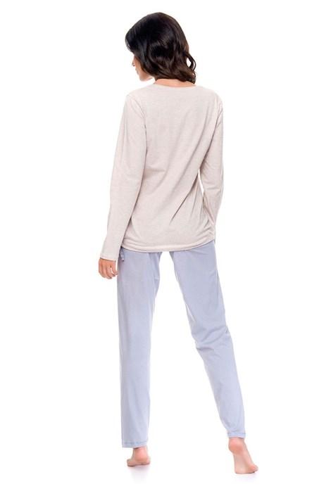 Женская хлопковая пижама Best Mum