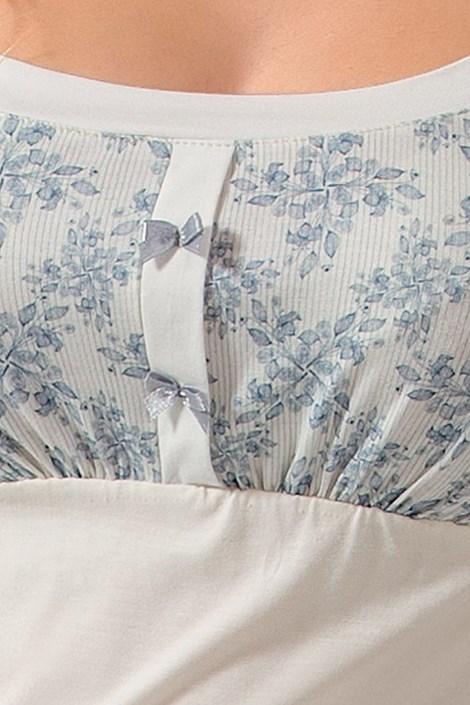 Elegantní dámské pyžamo Carol krátké