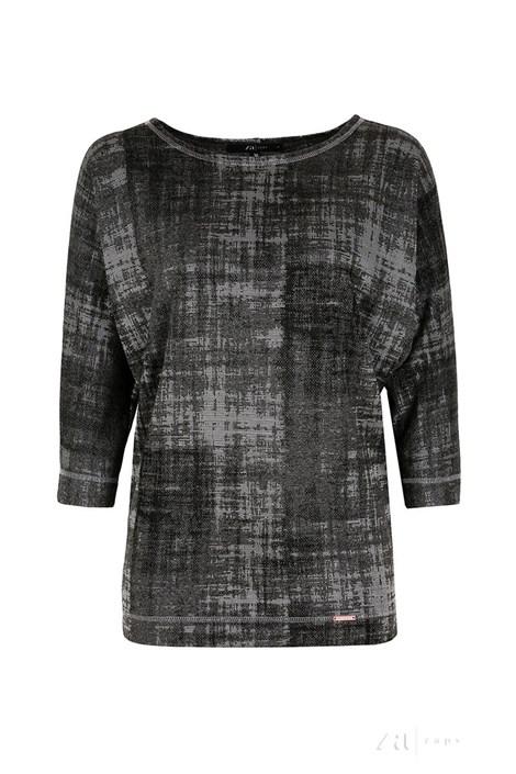 Dámské elegantní triko Pamila Grey
