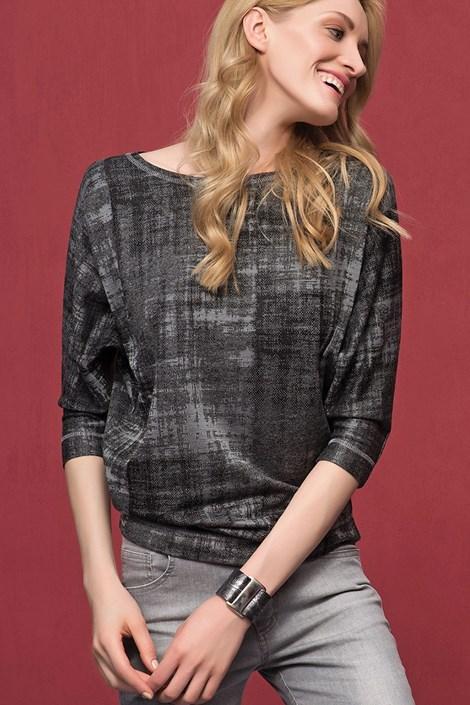 Bluza eleganta Pamila Grey
