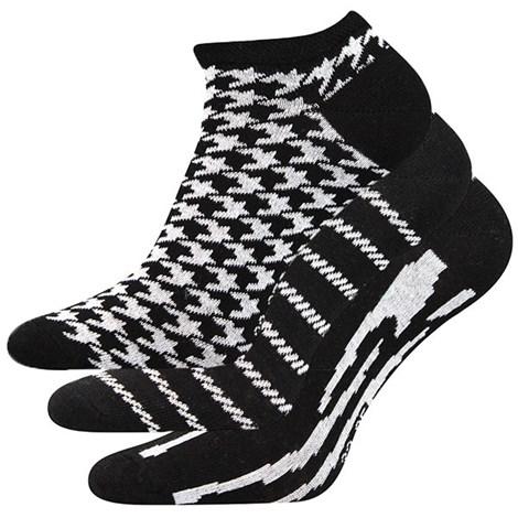 3pack ponožek Piki Mix 34