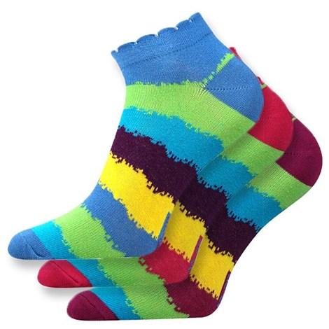 3pack ponožek Piki Mix 39