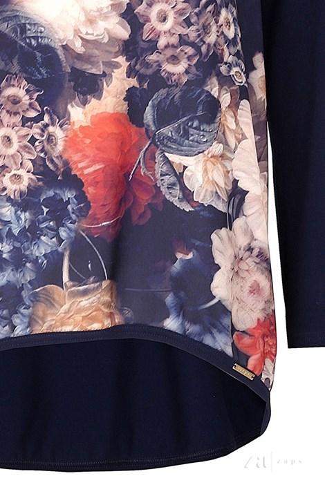 Dámská luxusní květinová tunika Pirea