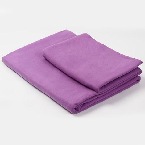 Funkční ručník a osuška fialová