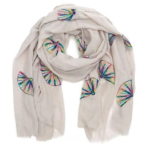 Elegantní šátek Colours